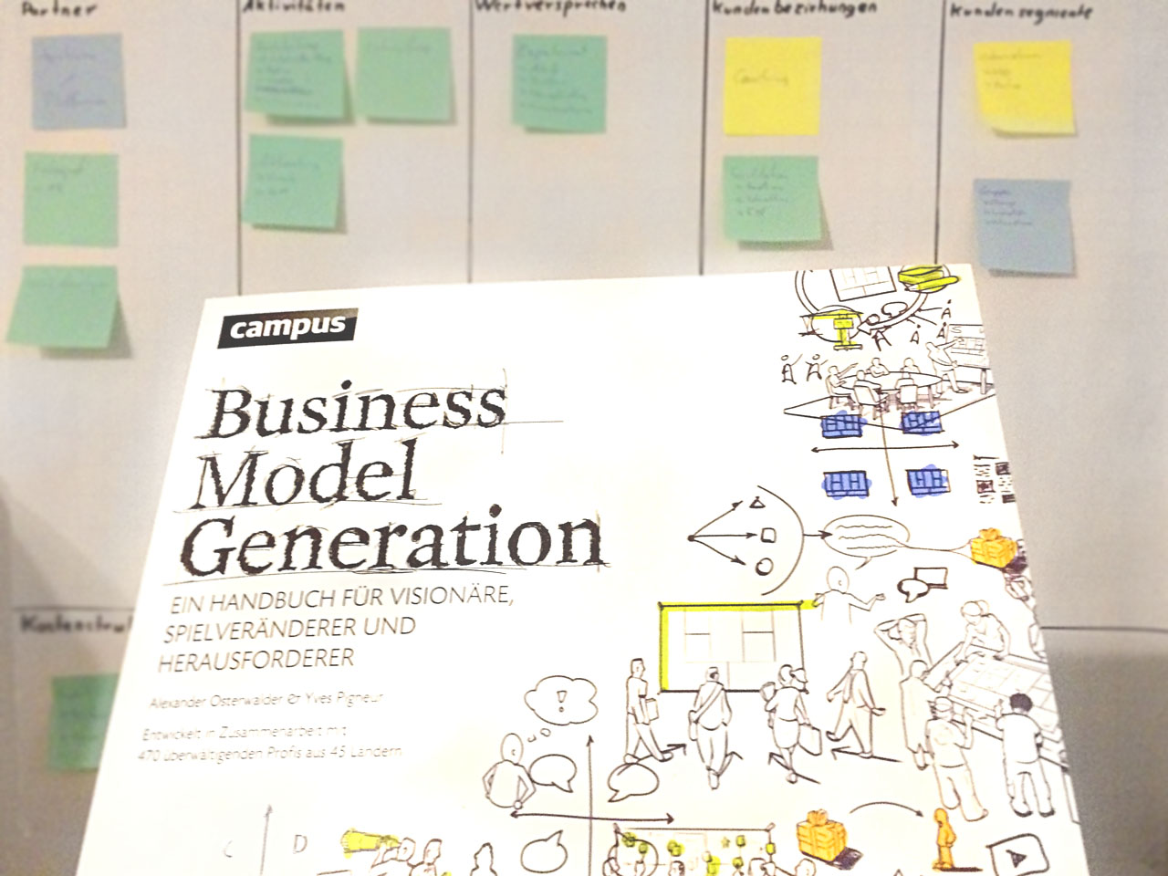 Alexander Osterwalder: Business Model Generation